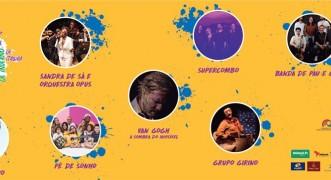 Fundação Cultural Carlos Drummond de Andrade lança programação do festival de inverno