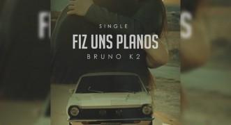 "Itabirano Bruno K2 lança videoclipe da nova música, ""Fiz uns planos"""