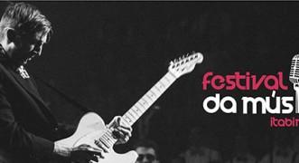 Comissão seleciona 12 finalistas para 1° Festival de Música de Itabira