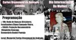 Fundação Cultural Carlos Drummond de Andrade realiza palestra sobre o dia da mulher.