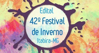 Fundação Cultural lança edital para 42º Festival de Inverno