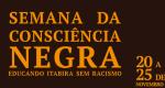 Semana da consciência negra debate educação sem racismo