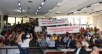 Com manifestações, vereadores aprovam reajuste dos salários dos secretários