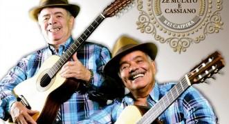 Zé Mulato, da dupla com Cassiano, participa do Alvorecer Sertanejo