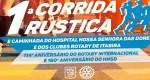 Corrida Rustica e Caminhada do Hospital Nossa Senhora das Dores atinge número máximo de inscrições