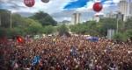 Sindicatos realizam protesto em Belo Horizonte