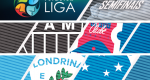Cruzeiro e Atlético vão às semifinais da Primeira Liga